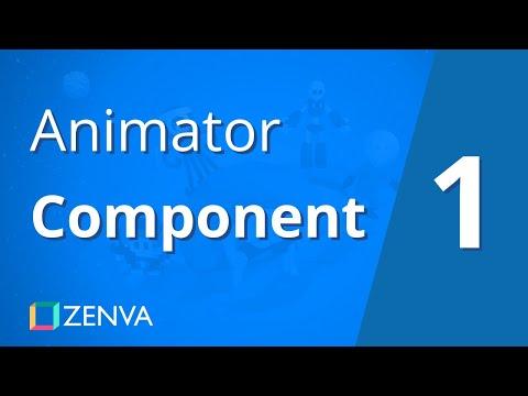 Unity Animation [01] - Animator Component Tutorial thumbnail