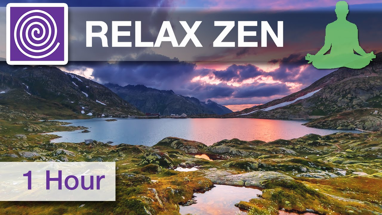 Relaxing Zen Music - Calming Music - Nature Sounds, Tibetan Vibes Chakra Balancing