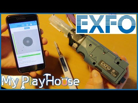 EXFO Wireless Fiber Inspection Probe – the FIP-435B - 644
