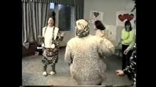 Нестандартная свадьба или бабки-ежки
