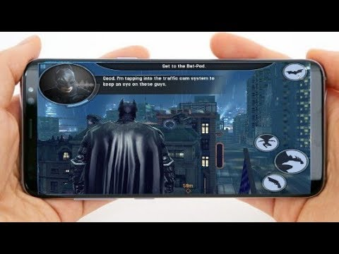 Batman Dark Knight Rises | Android Game Download
