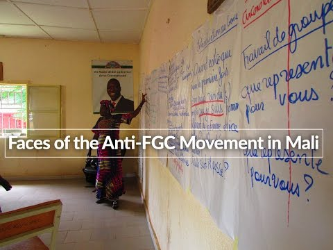 Faces of the Anti FGC Movement in Mali
