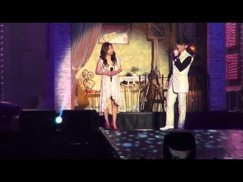 박정현 & 김범수 - 사람,사랑 @ 2012.12.24 Live Concert # Lena Park & Bumsoo Kim - Person,Love