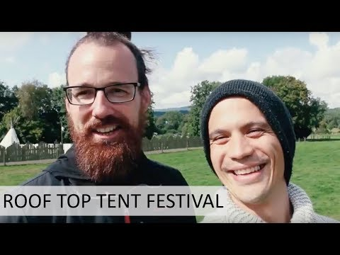 ROOF TOP TENT FESTIVAL: 2 nights in a roof top tent | Thilo Vogel & Joe Löhrmann  & ACME Adventure