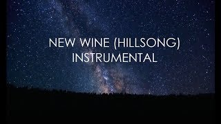 """A cover of the song New Wine"""" Written by Brooke Ligertwood, by Hillsong Worship from the album There is More."""