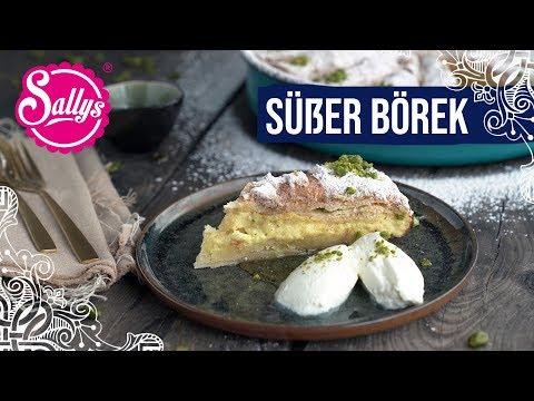 Süßer Börek / Muhallebili Laz Böreği / Ramadan Rezepte / Sallys Welt