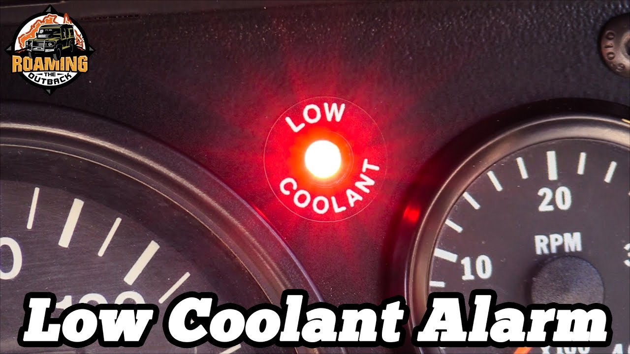 Engine Coolant Low >> Engine Saver Low Coolant Alarm Review Defender 200tdi 300tdi