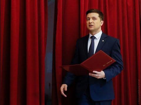 Зеленский обещает, что через пять лет в Украине будут зеркальные дороги