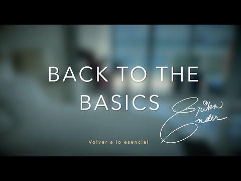 BACK TO THE BASICS - ERIKA ENDER- QUARANTINE RECORDING DAY