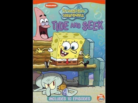 Tide And Seek DVD Menu Walkthrough