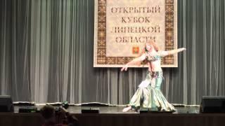 Yakunina Daria -oriental classic, Arabia dance club