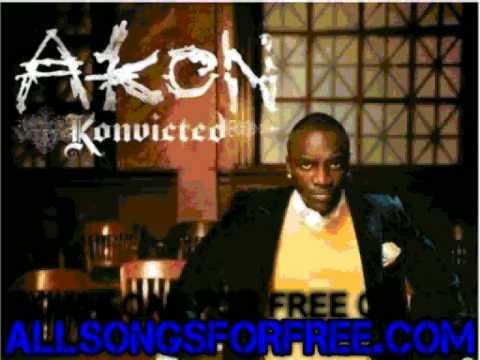 akon  - Never Took the Time - Konvicted
