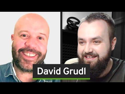 """""""Holky by se daly balit na programování. Kdyby tam nějaký byly"""", říká David Grudl"""