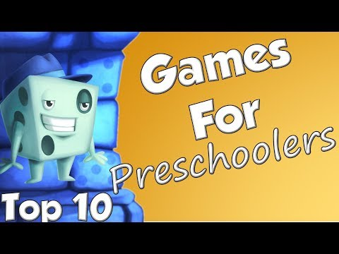 Top 10 Games for Preschoolers - with Tom Vasel