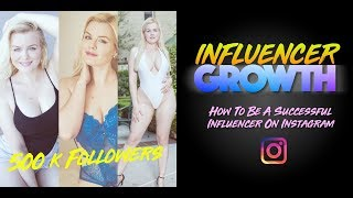 How To Become A Successful Instagram Influencer. Tips By LilliLuxe ( Half A Million Followers)