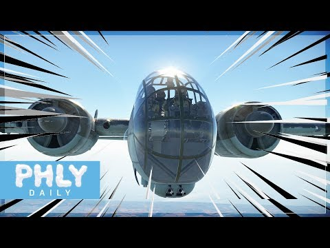 JU-288 SCHNELL Bomber SATAN BOMBS & IronArmenian Carrier Landings (War Thunder)