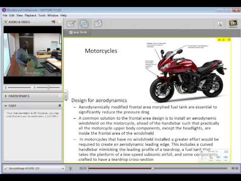 Motorcycles: Theory and Applications of Ground Vehicle Aerodynamics
