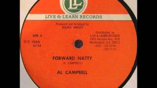 ReGGae  Music 263 - Al Campbell - Forward Natty [Live & Learn Records]