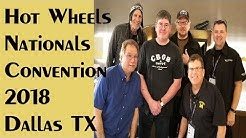 Hot Wheels Nationals Convention 2018 Dallas Texas Part 1 – Video #286 – April 19th, 2018
