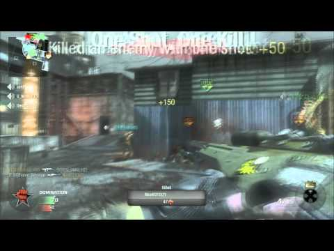 Black ops Life Team Death match on Kowloon with some friends