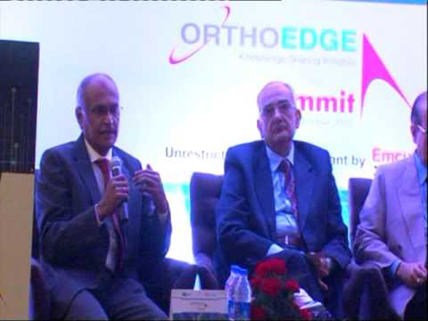 ORTHOEDGE PART 2 A  Ortho Update in Srinagar