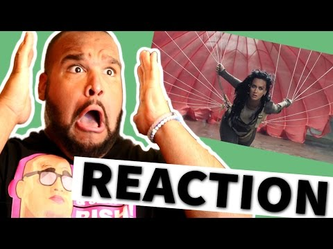 KATY PERRY - RISE (OFFICIAL MUSIC VIDEO) REACTION