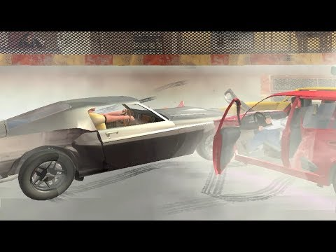 Street Legal Racing: Redline - Destruction Derby Time!