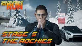 Need For Speed: The Run - Stage 5 - The Rockies (PC)