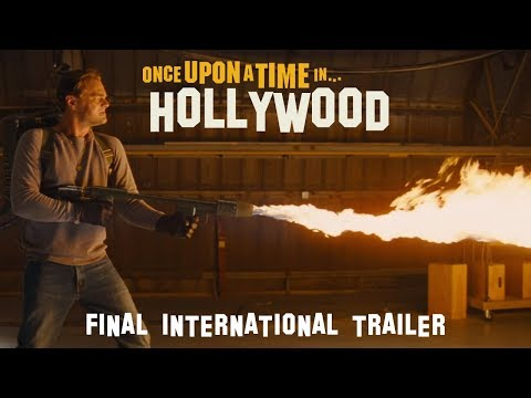 ONCE UPON A TIME IN HOLLYWOOD Official Trailer 2 New Zealand (International)