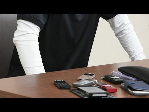 逃亡容疑者は「今いらんものを買う」同行男性の一問一答