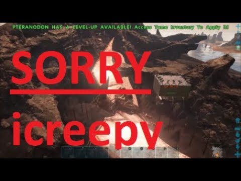 ARK SORRY icreepy/HOW TO RAID HIS GLITCHED FLOATING BASE IN 30 SECONDS!!!
