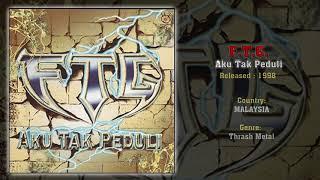 Download F.T.G. (MAS) - Aku Tak Peduli (Full Album) 1998 Mp3