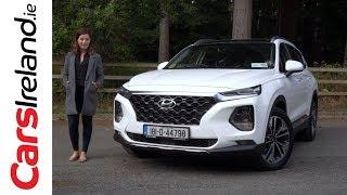 Hyundai Santa Fe Review | CarsIreland.ie