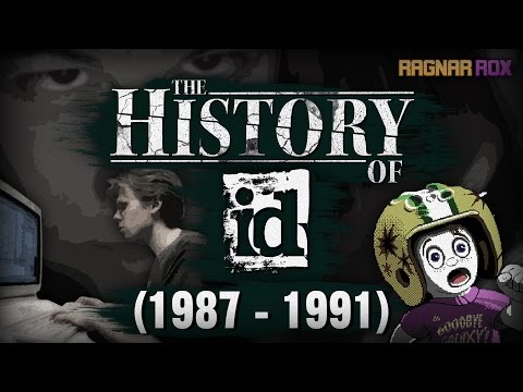 The History of ID SOFTWARE: Commander Keen (1987 - 1991) - RagnarRox