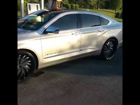 Chevy impala 2014 on 22s clean youtube chevy impala 2014 on 22s clean voltagebd Image collections