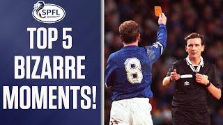 Top 5 Bizarre Moments In Scottish Football