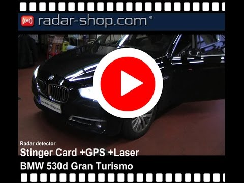Stinger Card +GPS