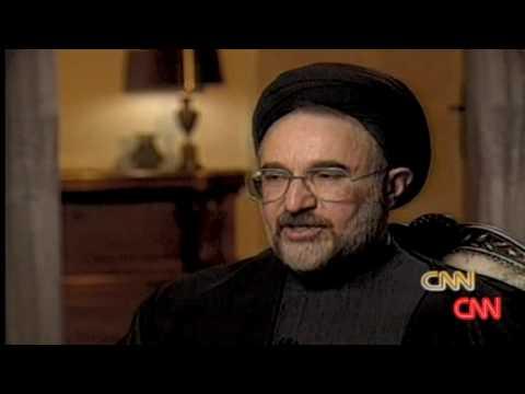 CNN September 08: 1998 Khatami interview part 4 (Originally aired January 07, 1998)