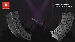 Line Array Calculator III v3.2. de JBL Professional