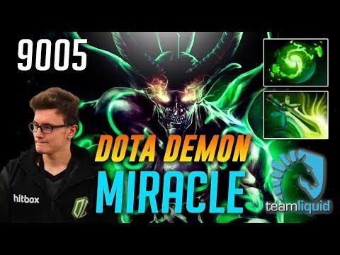 Miracle Terrorblade DEMON of DOTA | 9005 MMR Dota 2