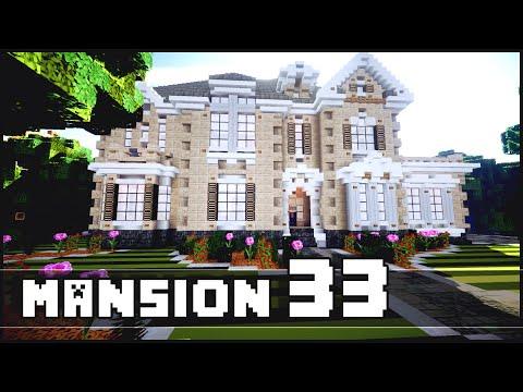 MINECRAFT BIGGEST MANSION PALACE TOUR (Massive!) Part 3 ...