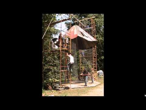 Wire Corn Crib Build You