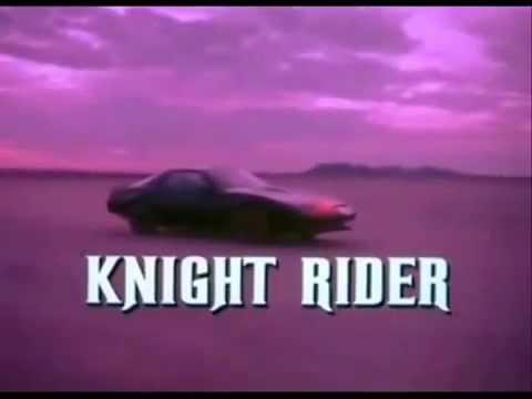 """Knight Rider"" TV Intro"
