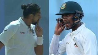 সাব্বিরকে রীতিমত হুমকি দিলেন ইশান্ত শর্মা !!! কিন্তু কেন ??? Bangladesh Cricket News