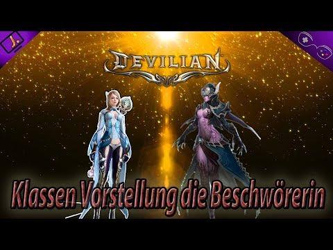 Klassen Vorstellung die Beschwörerin - Devilian  -  💻💻 - Road to Glory  - TeamJimyJoule