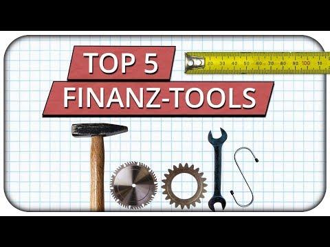 5 Finanz-Tools die deine Geldanlage & Finanzen vereinfachen 🛠
