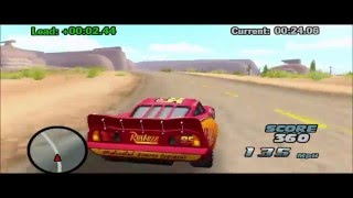 Review - Cars (PC, PS2, GC, WII, X360)