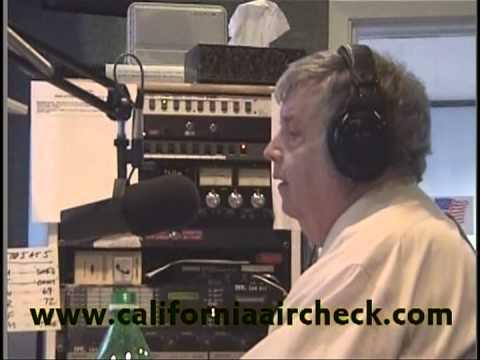 KLUV Dallas Chuck Brinkman 2003 California Aircheck