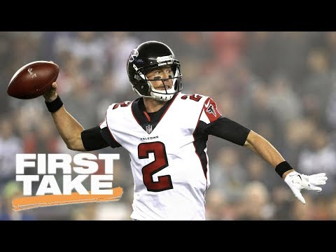 Stephen A. Smith says Atlanta Falcons 'are imploding' after loss to Patriots   First Take   ESPN