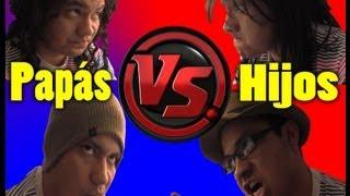 Papás vs Hijos - Luisito Rey thumbnail